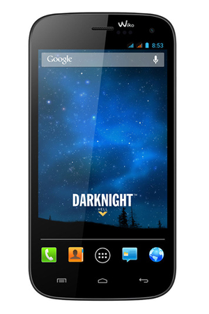 136440a61a3bcc Smartphone Wiko DARKNIGHT DARKBLUE   Darty