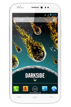 Mobile nu Darkside Argent Wiko