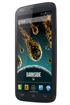 Mobile nu Darkside Dark Blue Wiko