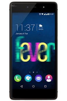 Smartphone FEVER NOIR/OR Wiko