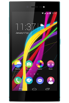 Mobile nu HIGHWAY STAR DUAL SIM TURQUOISE Wiko