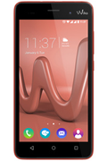 Smartphone Wiko LENNY 3 DUAL SIM ROUGE