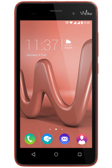 Mobile nu LENNY 3 DUAL SIM ROUGE Wiko