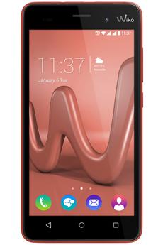 Smartphone LENNY 3 DUAL SIM ROUGE Wiko