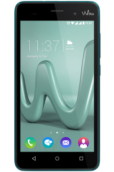 Mobile nu LENNY 3 DUAL SIM VERT CITRON Wiko