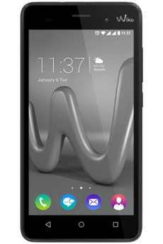 Mobile nu LENNY 3 DUAL SIM GRIS ANTHRACITE Wiko