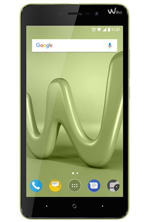 Smartphone Wiko Lenny 4 Plus Vert Citron Darty