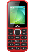 Wiko LUBI3 DUAL SIM ROUGE