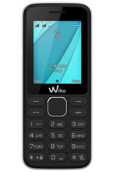 Mobile nu LUBI 4 NOIR/BLANC Wiko