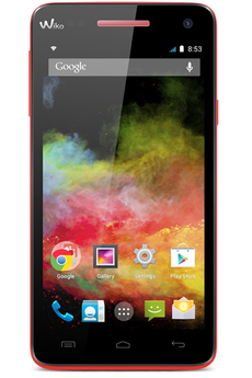 Mobile nu RAINBOW 4G CORAIL Wiko