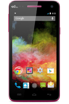 Mobile nu RAINBOW 4G FUSHIA Wiko
