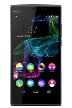 Mobile nu RIDGE FAB 4G DUAL SIM NOIR/GRIS Wiko