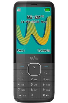4787fcb75a247b Smartphone RIFF3 PLUS LS BLACK Wiko