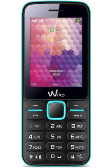 Mobile nu RIFF DUAL SIM TURQUOISE Wiko