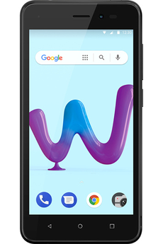 1bb60043a9243a Smartphone SUNNY3 ANTHRACITE Wiko