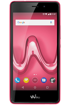 Smartphone TOMMY 2 4G ROUGE Wiko