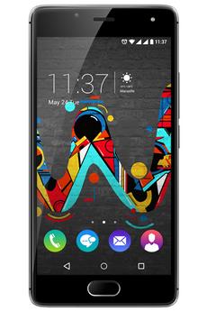 Mobile nu UFEEL DUAL SIM CHOCOLAT/ARGENT Wiko