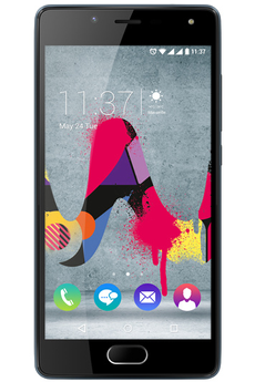 Mobile nu UFEEL LITE DUAL SIM ARDOISE/ASPHALTE Wiko