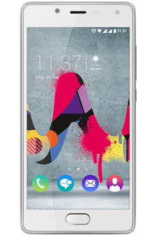 Mobile nu UFEEL LITE DUAL SIM OR ROSE/ARGENT Wiko