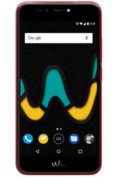 Smartphone UPULSE 4G ROUGE Wiko