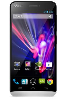 Mobile nu WAX BLANC Wiko