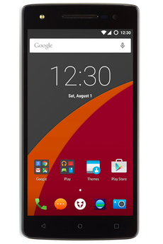 Mobile nu Wileyfox STORM dual sim BLACK