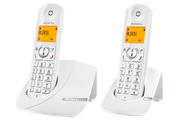 Alcatel F370 DUO BLANC