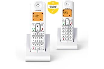 Téléphone sans fil Alcatel Tel sans fil ALCATEL F670 Duo