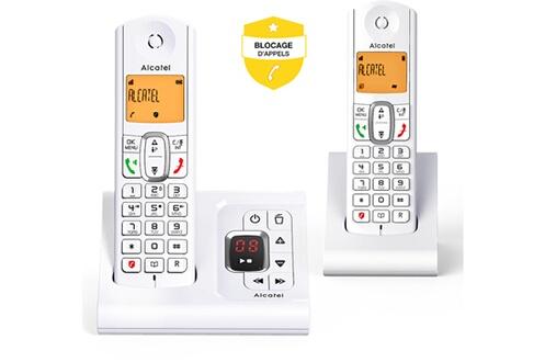 Tel DECT F 670 Voice Duo