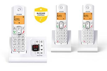 Téléphone sans fil Alcatel F670 Voice Trio
