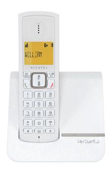 Téléphone sans fil F230 GRIS Alcatel