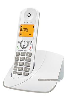 Téléphone sans fil F 330 SOLO GREY Alcatel