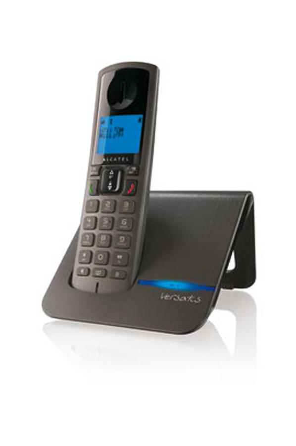 t l phone sans fil alcatel versatis f250 voice 3494276 darty. Black Bedroom Furniture Sets. Home Design Ideas