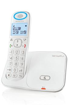 Téléphone sans fil XL350 Alcatel
