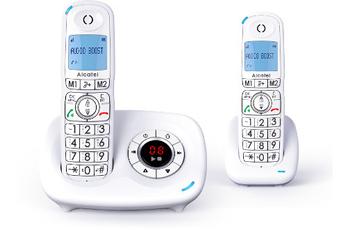 Téléphone sans fil Alcatel XL 595 Voice DUO