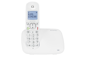 Téléphone sans fil XL 375 BLANC Alcatel