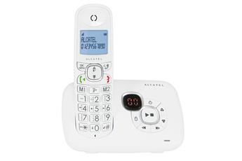 Téléphone sans fil XL 375 VOICE BLANC Alcatel