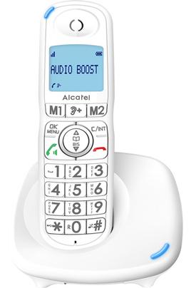 Téléphone Sans fil DECT pour Sénior