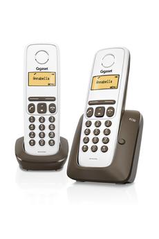 Téléphone sans fil A130 DUO Gigaset