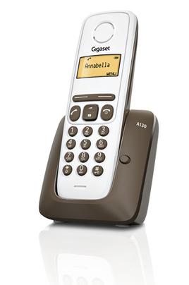 Téléphone sans fil A130 SOLO Gigaset