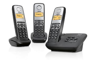Téléphone sans fil AL130A TRIO Gigaset
