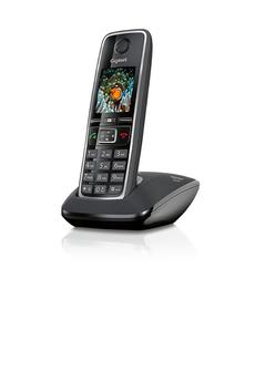 Téléphone sans fil C530 NOIR Gigaset