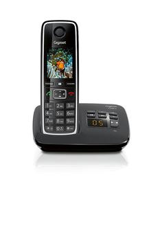 Téléphone sans fil C530A NOIR Gigaset