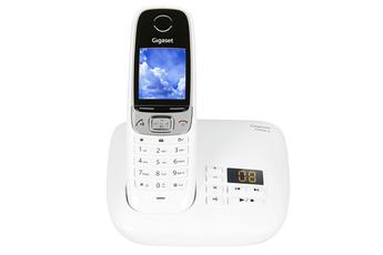 Téléphone sans fil C620A BLANC Gigaset