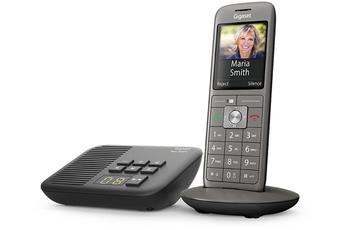 Téléphone sans fil GIGASET CL660A SOLO ANTHRACITE Gigaset c39097c84b50
