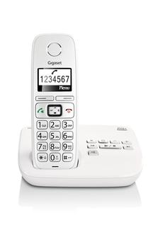 Téléphone sans fil E310A SOLO COMFORT Gigaset
