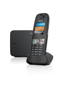 Téléphone sans fil E630 NOIR Gigaset