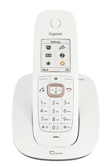 Téléphone sans fil CL540 DUNE Gigaset