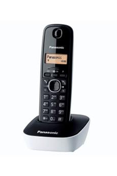 Téléphone sans fil KG-TG1611 BLANC Panasonic