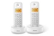 Téléphone sans fil Philips B1502W/FR